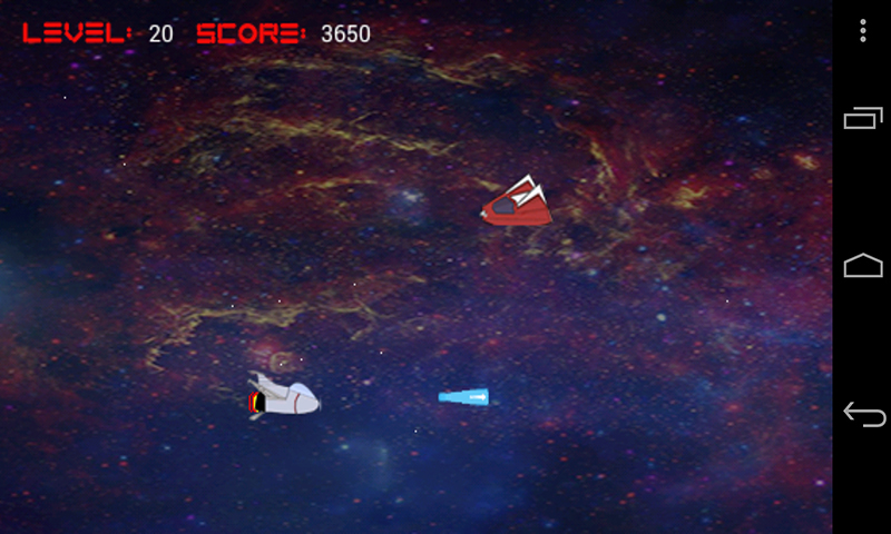 Battle for Earth - Android Game Source Code Screenshot 3