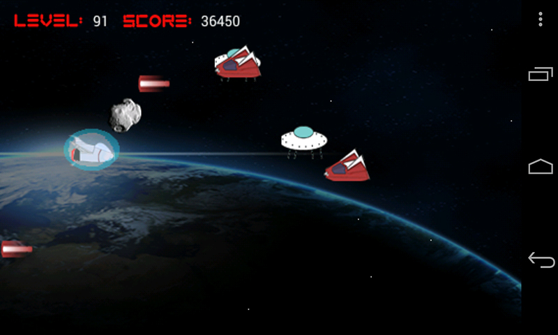 Battle for Earth - Android Game Source Code Screenshot 5