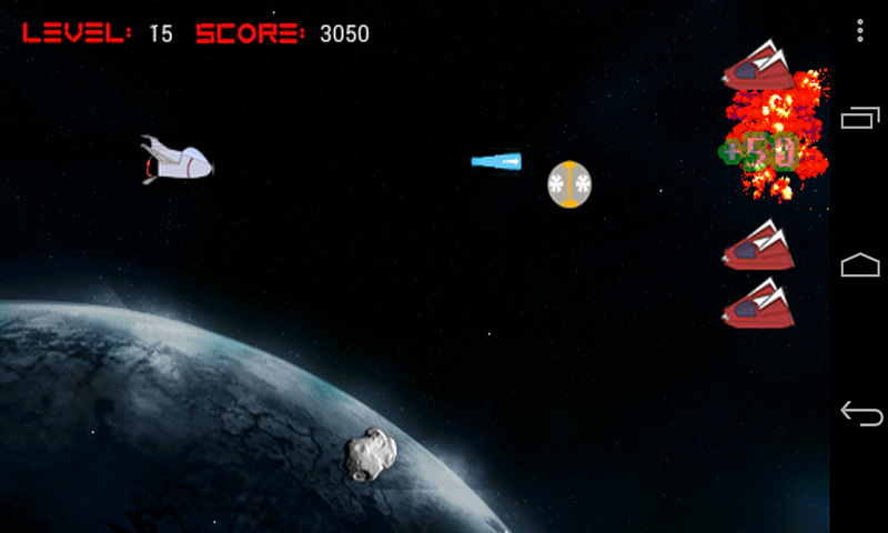 Battle for Earth - Android Game Source Code Screenshot 6