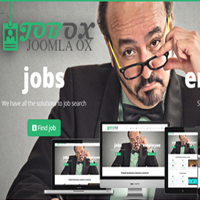 JOBOX - Joomla Jobs Template