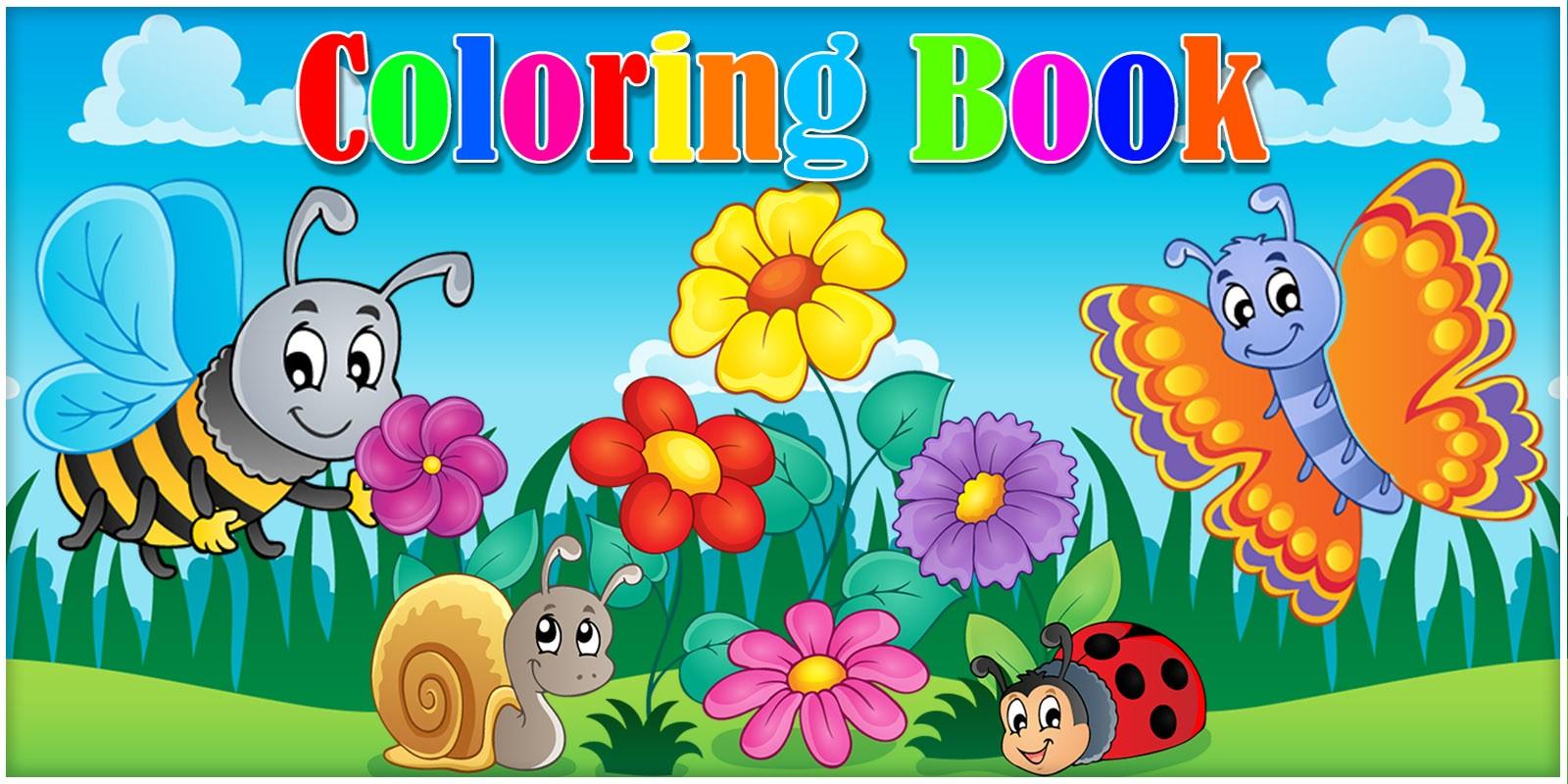 Coloring Book App Source Code