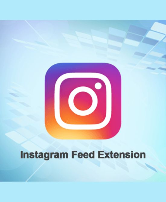 Magento 2 - Instagram User Feed  Screenshot 6