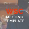 wsc-meeting-multipurpose-meeting-template