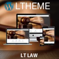 LT Law - Legal Wordpress Theme