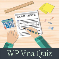 Vina WordPress Quiz Plugin