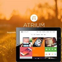 Atrium - Creative WordPress Theme