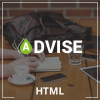 Advise - HTML Website Template