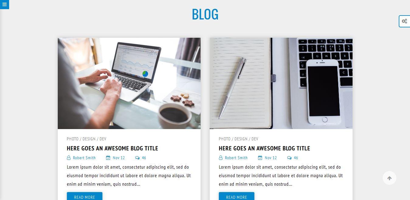 RStill - CV Resume HTML Template - HTML Website Templates | Codester
