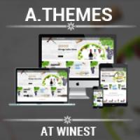 AT Winest - Wine Virtuemart Joomla Template