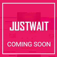Justwait - Responsive Coming Soon Template