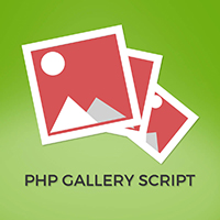 MyPHPGallery - PHP Gallery Script