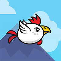 Jungle Flappy Bird - iOS Game Source Code