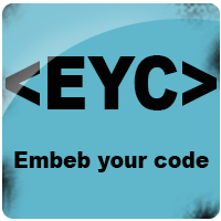 Embed your code - WordPress Plugin