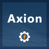 Axion - Domain for Sale HTML Template
