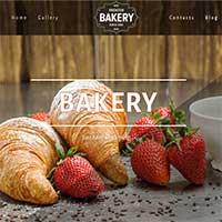 Bakery WordPress Theme