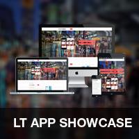 LT App Showcase - Application Wordpress Theme