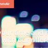 PhotoAir - App Presentation HTML Template