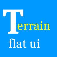 Terrain - jQuery Mobile Flat UI HTML Template