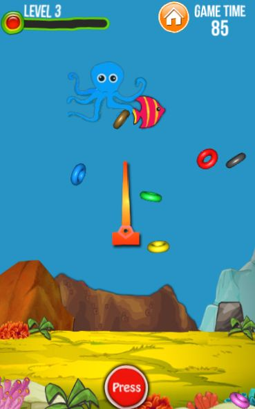 Water Ring Toss - Unity Game Source Code Screenshot 5