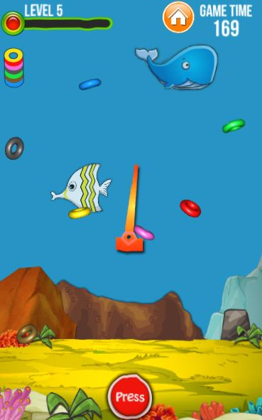 Water Ring Toss - Unity Game Source Code Screenshot 6