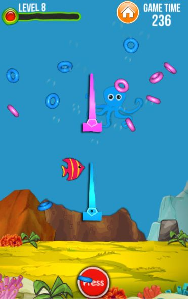 Water Ring Toss - Unity Game Source Code Screenshot 7