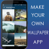 Wallpaper App - Android App Source Code