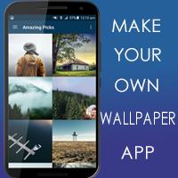 Wallpaper App - Android App Source Code