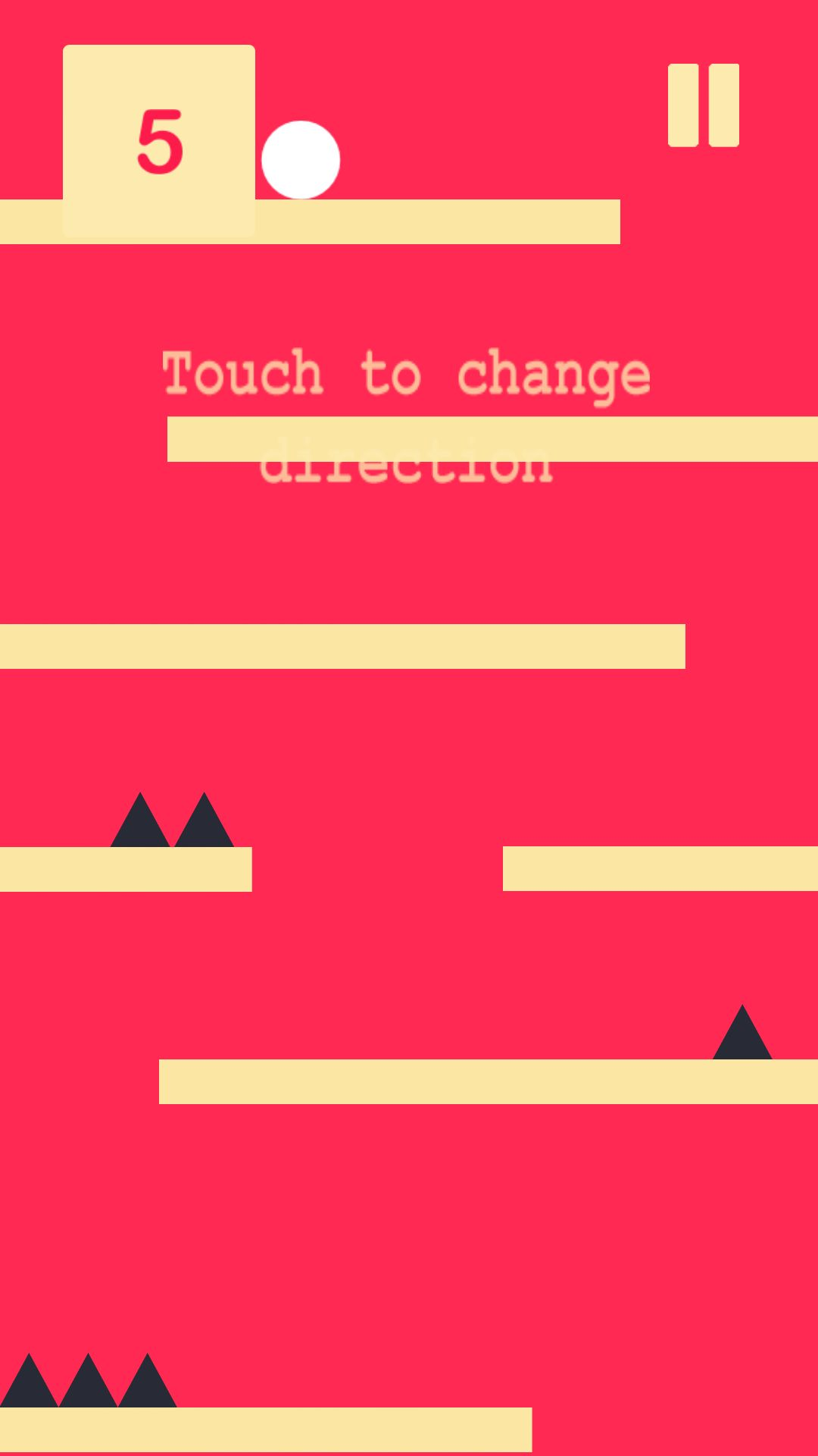 Fallswitch - Android Game Source Code Screenshot 2