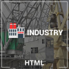 Industry - HTML Template