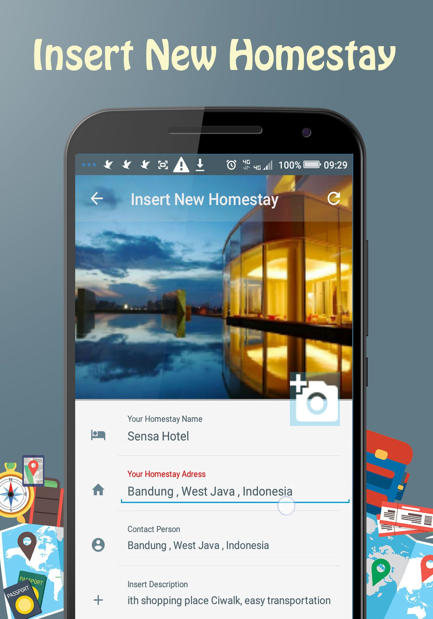Backpacker - Android Travel App Screenshot 6