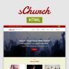 sChurch – Responsive Bootstrap HTML Template