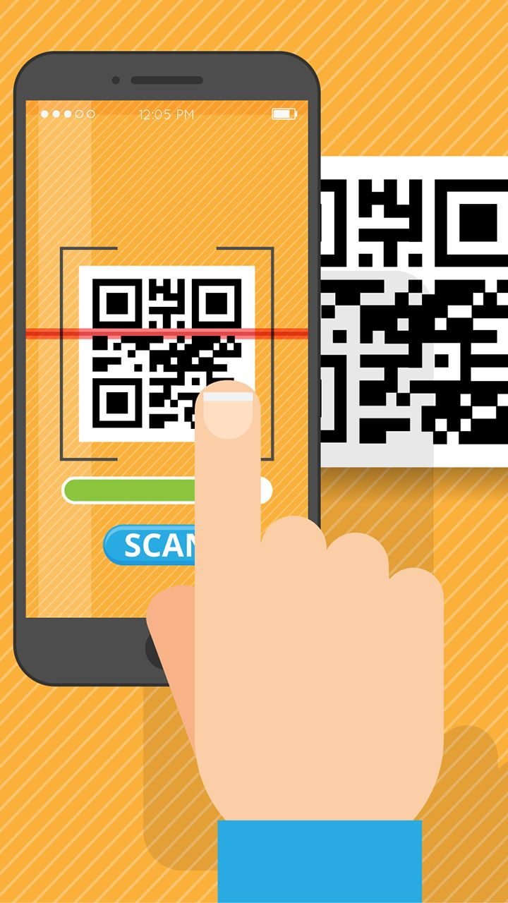 How to scan a qr code on a droid chroncom