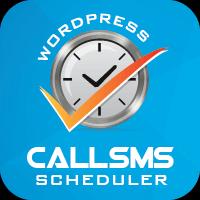SMS And Calls Scheduler Wordpress Plugin