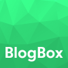 BlogBox - Bold WordPress Theme