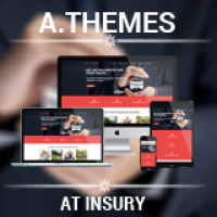 AT Insury – Responsive Insurance Joomla Template