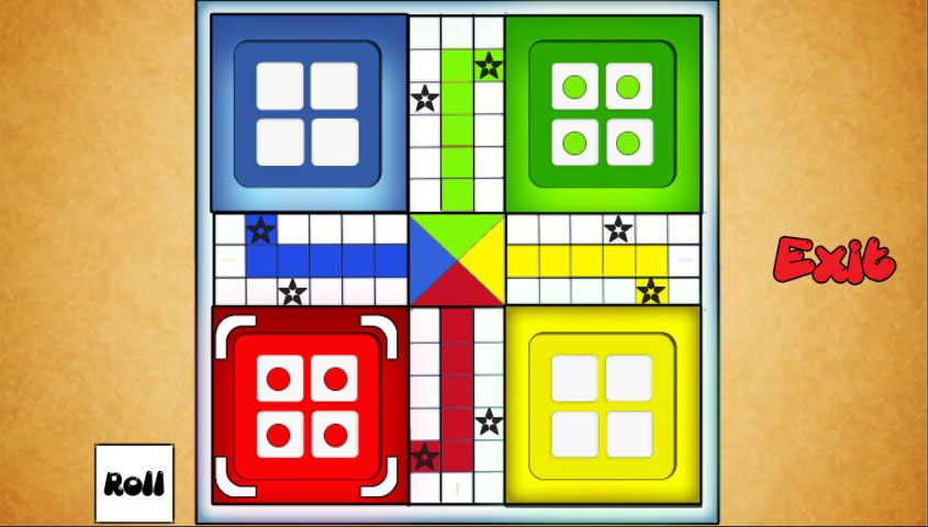 Ludo Unity Source Code Screenshot 1