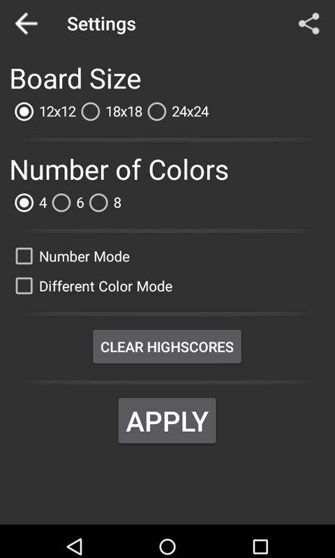 Color Monopoly - Android Game Source Code Screenshot 2