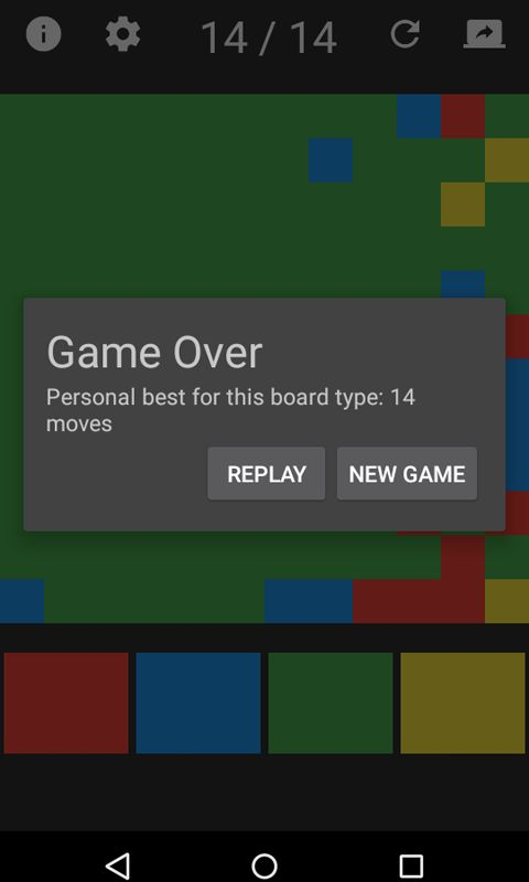 Color Monopoly - Android Game Source Code Screenshot 3