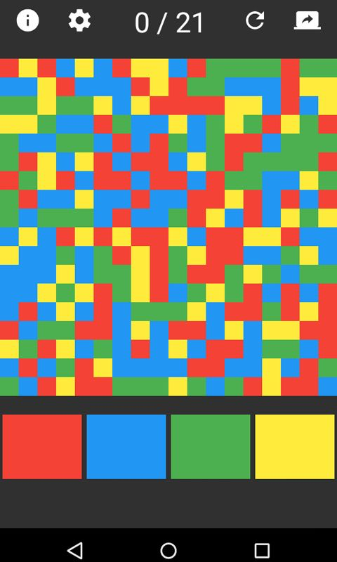 Color Monopoly - Android Game Source Code Screenshot 4