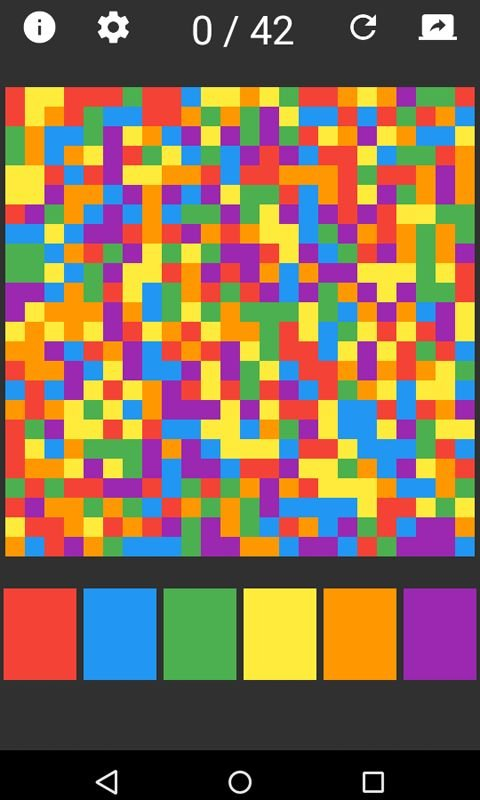 Color Monopoly - Android Game Source Code Screenshot 6