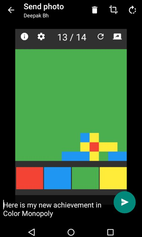 Color Monopoly - Android Game Source Code Screenshot 9