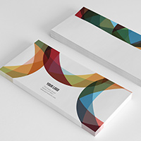 Colorful Brand Identity Template