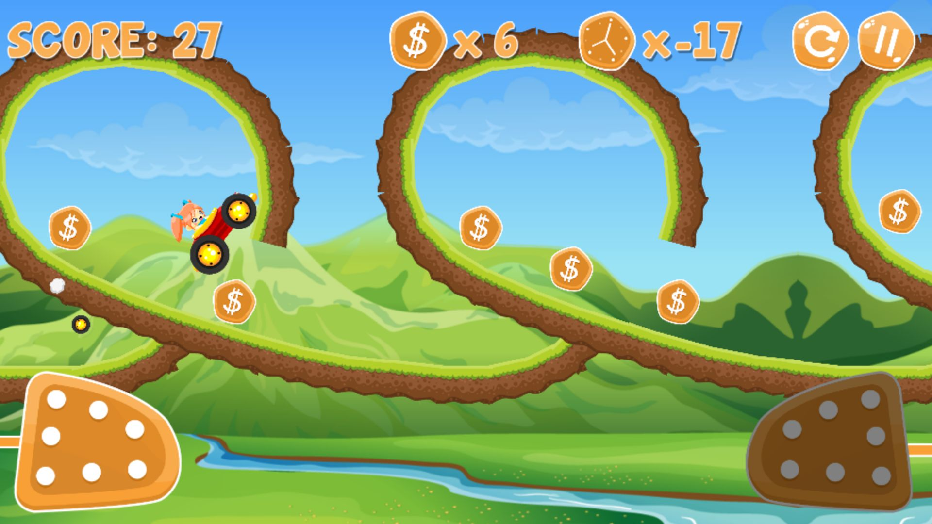 Danger Climber 2 - Android Game Source Code Screenshot 5