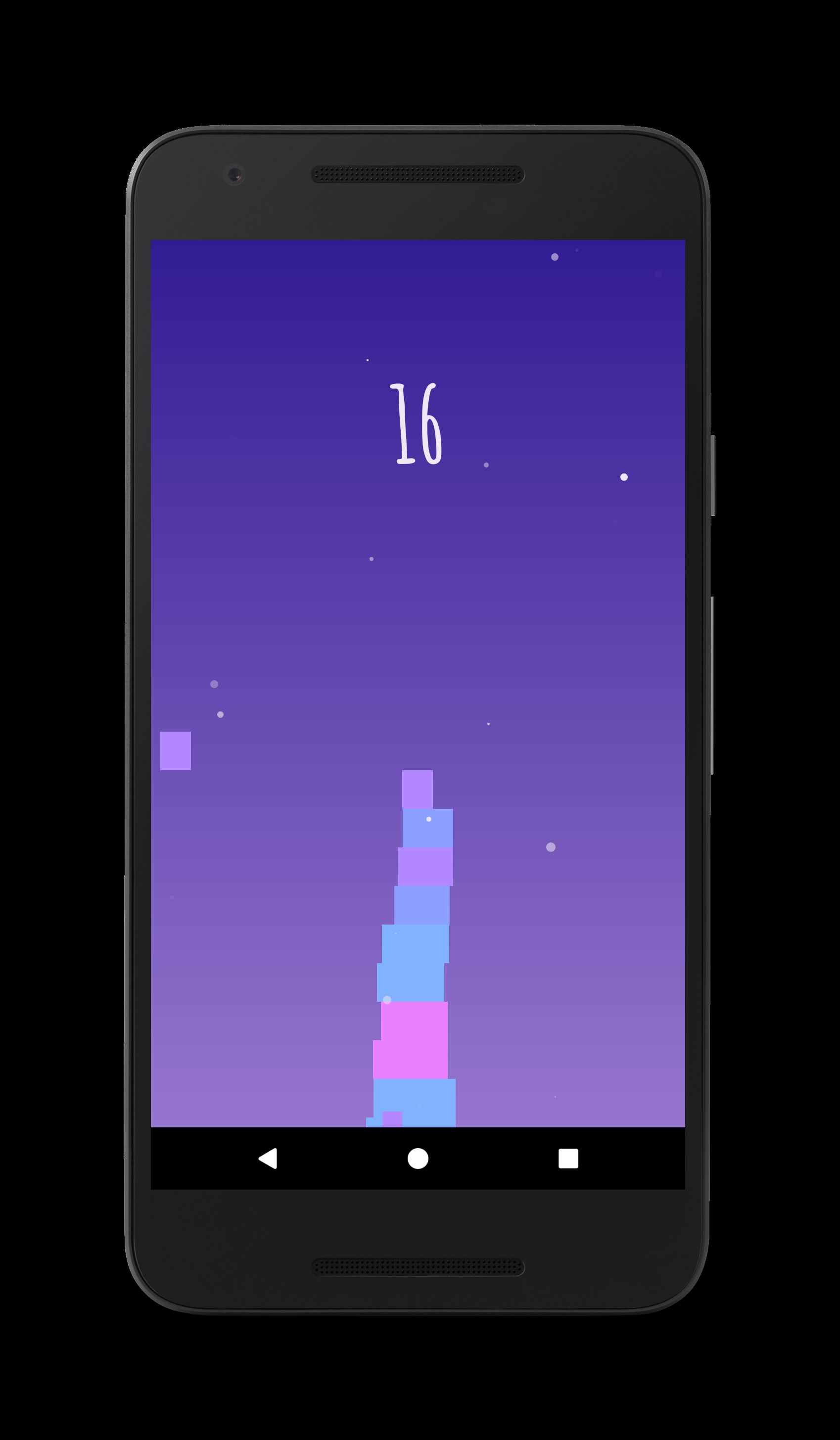 Tall Tower - Android Game Source Code Screenshot 2