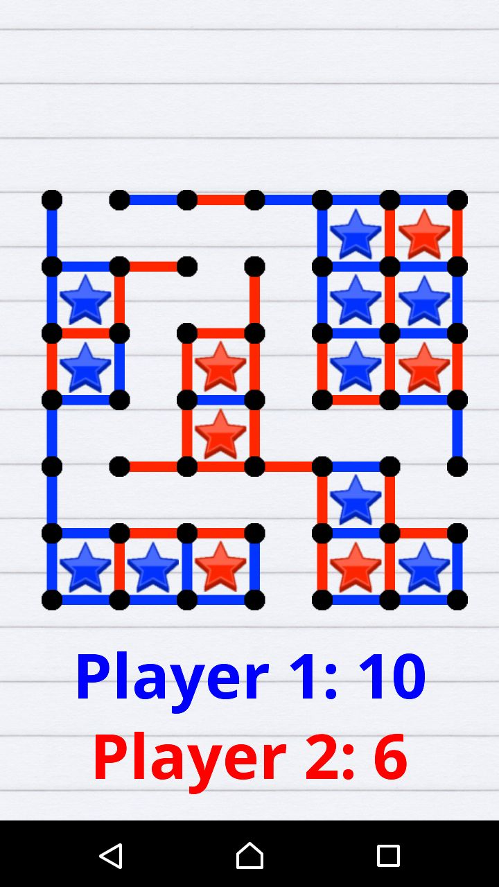 Dots And Boxes Android Game Source Code Screenshot 5
