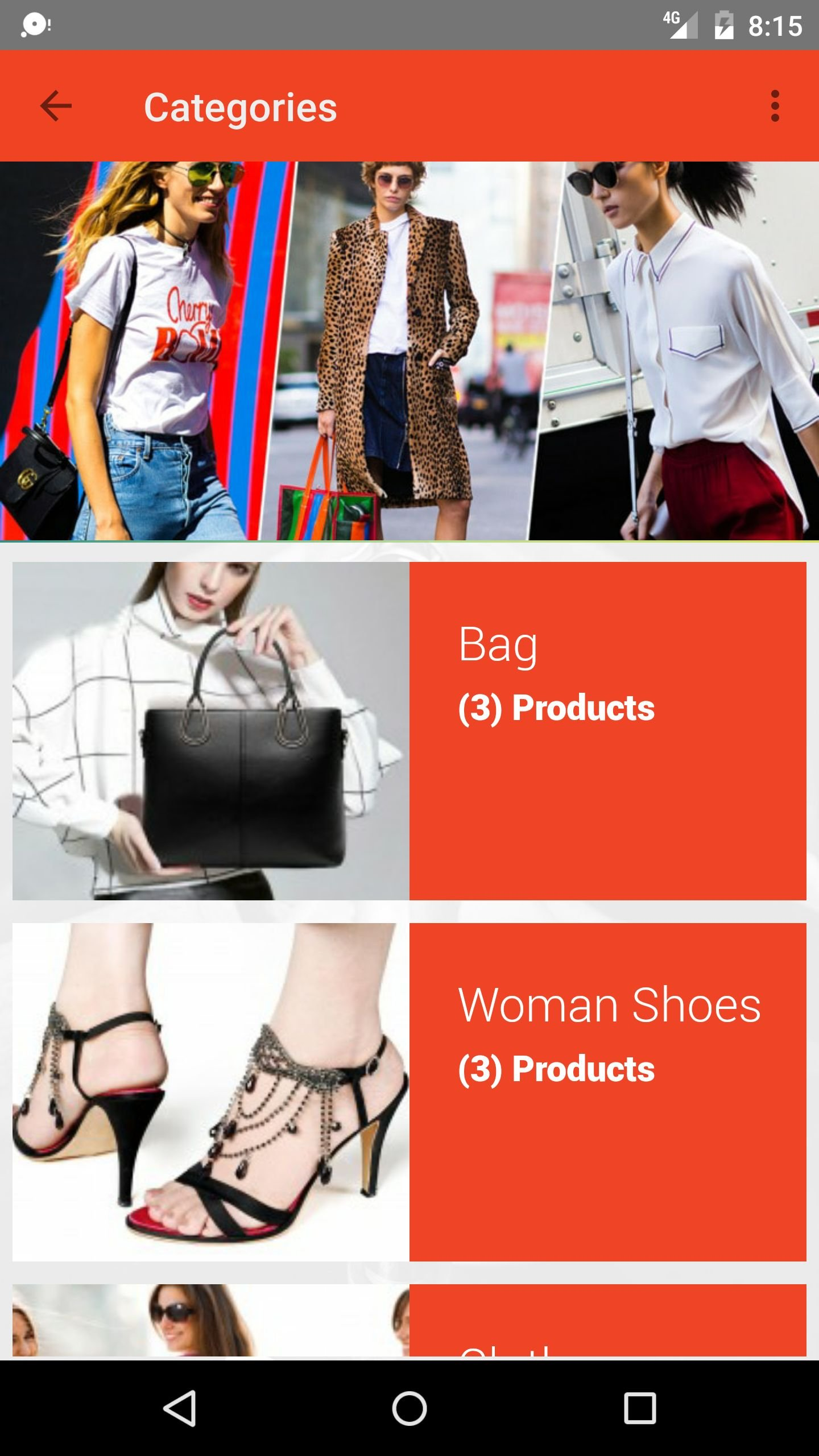 DoSHopping eCommerce App With Laravel Admin Panel Screenshot 4
