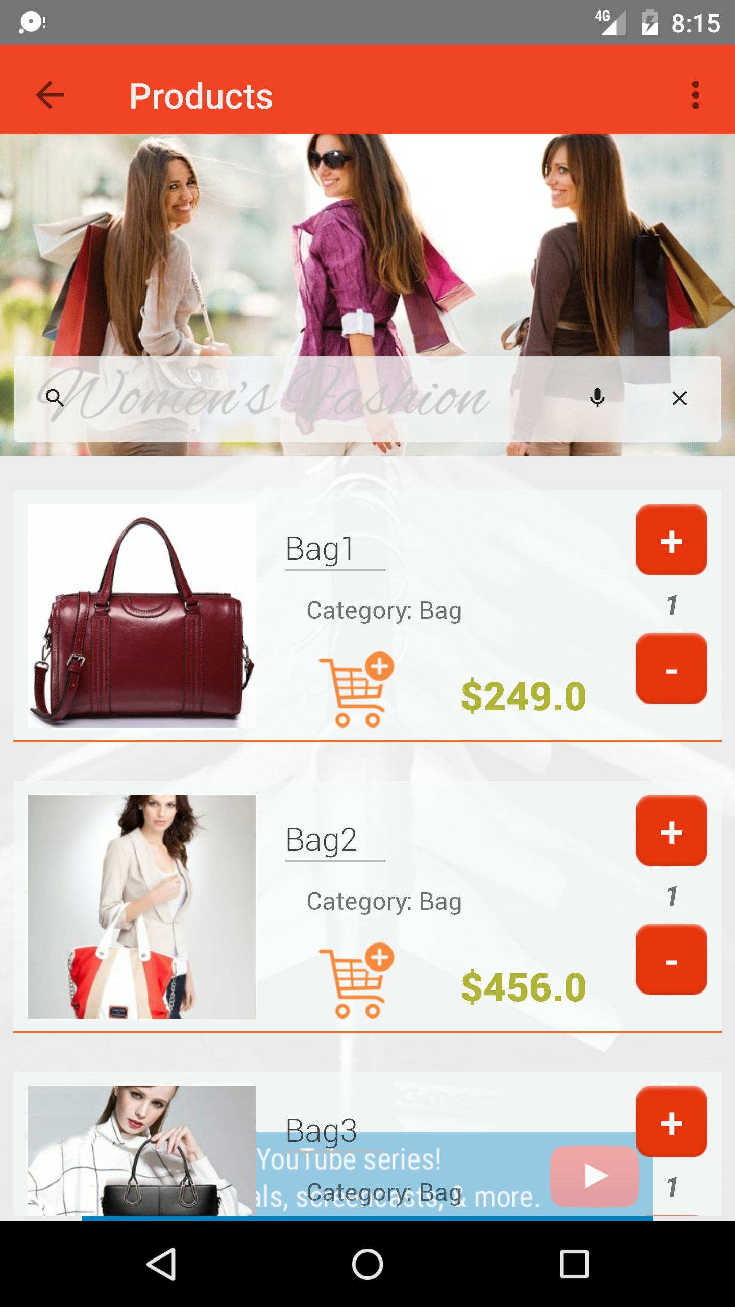 DoSHopping eCommerce App With Laravel Admin Panel Screenshot 5