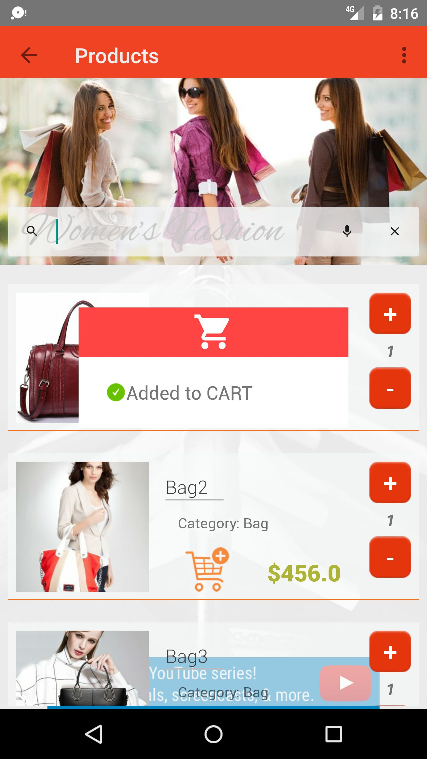 DoSHopping eCommerce App With Laravel Admin Panel Screenshot 8