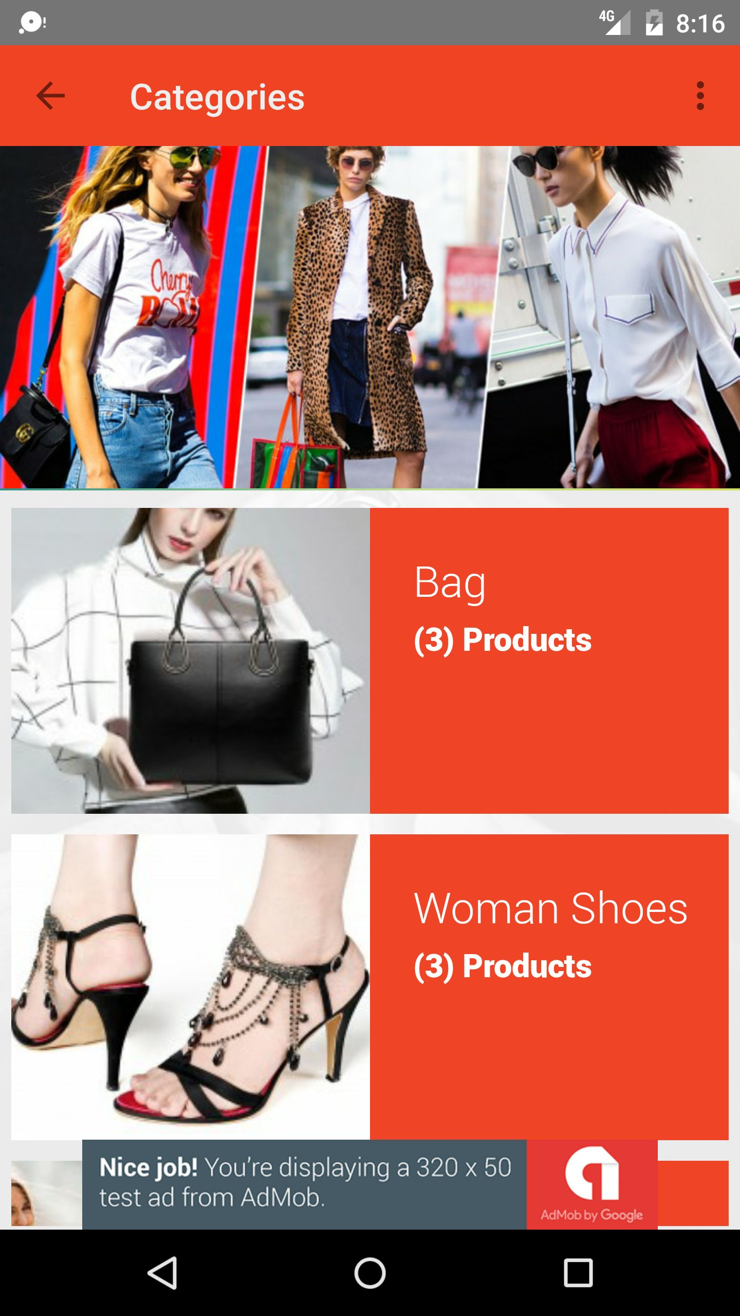 DoSHopping eCommerce App With Laravel Admin Panel Screenshot 9