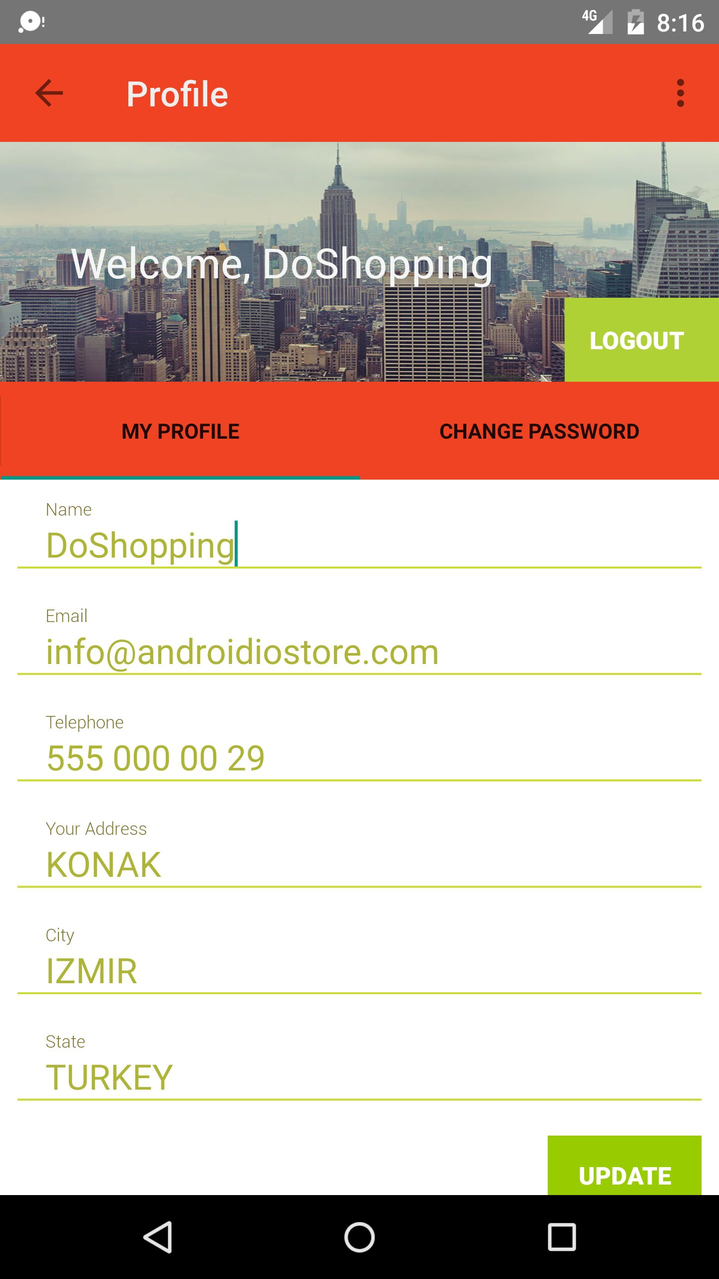 DoSHopping eCommerce App With Laravel Admin Panel Screenshot 10